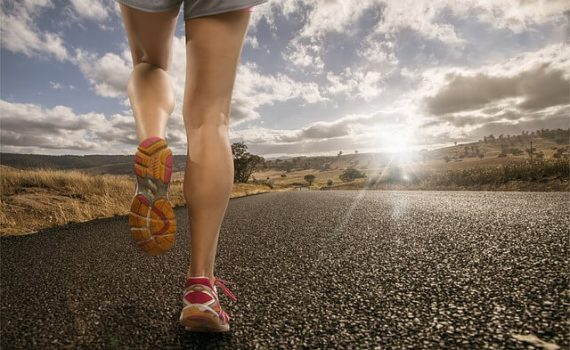 sport per endometriosi: il jogging